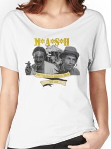 M*A*S*H: The Traveling Medical Show Women's Relaxed Fit T-Shirt