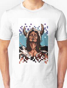 Barbarianna Print Unisex T-Shirt
