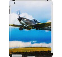 Spitfire Mk XVI TE311 iPad Case/Skin