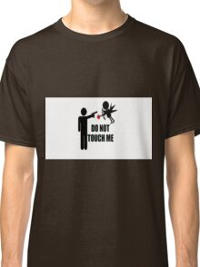 Cupid - Don't touch me Classic T-Shirt