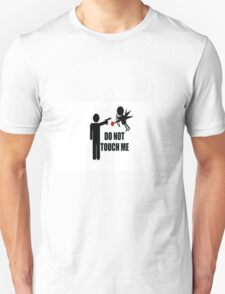 Cupid - Don't touch me T-Shirt