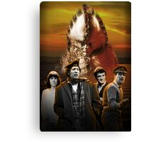 Doctor Who - Terror of the Zygons Canvas Print