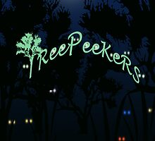TreePeekers 6 by laughinsquatch