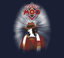 Doctor Moo One Piece - Short Sleeve