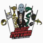 Harry Potter Vs. The Horcruxes by GhostGlide