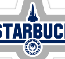 Galactica's Top Gun Sticker