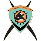 Kitsune Arts Shield by Ivan Bruffa