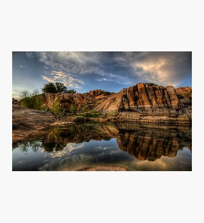 Double Down Photographic Print