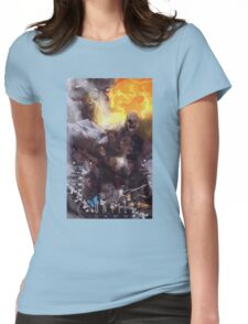 Until Dawn Womens Fitted T-Shirt