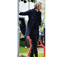 Peter Capaldi Original Art Photographic Print