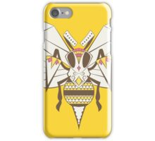 Beedrill Pokemuerto | Pokemon & Day of The Dead Mashup iPhone Case/Skin