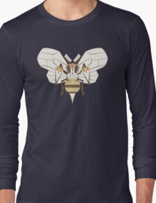 Beedrill Pokemuerto | Pokemon & Day of The Dead Mashup Long Sleeve T-Shirt