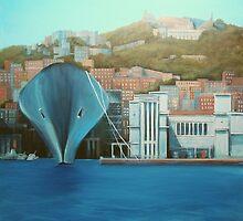 """Napoli  """"a moda mio"""" by Carole Russell"""