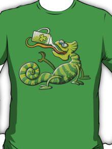 Saint Patrick's Day Chameleon T-Shirt