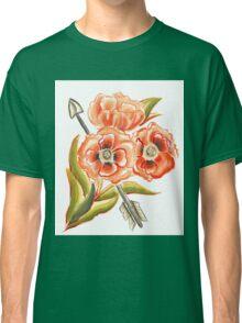 """Love Hurts"" Classic T-Shirt"