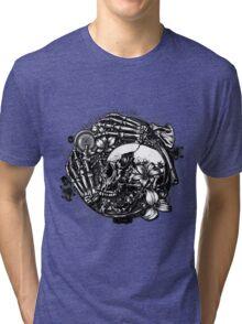 Hell Hope Horrible Tri-blend T-Shirt