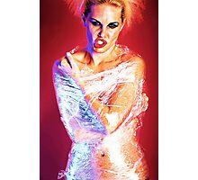 Born Into Wrap Photographic Print