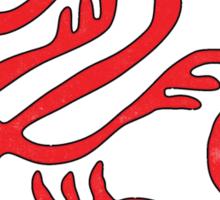 Dragon - icon Sticker