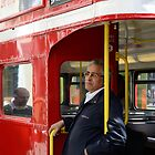 Routemaster Conductor by jonshort58