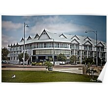 Ocean Centre Hotel ~ Geraldton Poster
