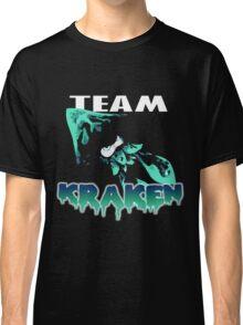 Team KRAKEN (Cyan) Classic T-Shirt