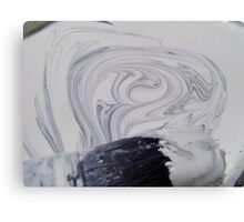 Paint Pot Canvas Print