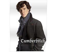 Cumberbitch Poster