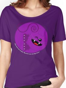 CAT PINK 1 Women's Relaxed Fit T-Shirt