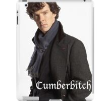 Cumberbitch iPad Case/Skin