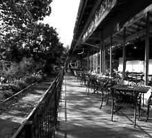 Lambertville Station Restaurant by reindeer