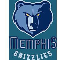Grizzlies sport Photographic Print