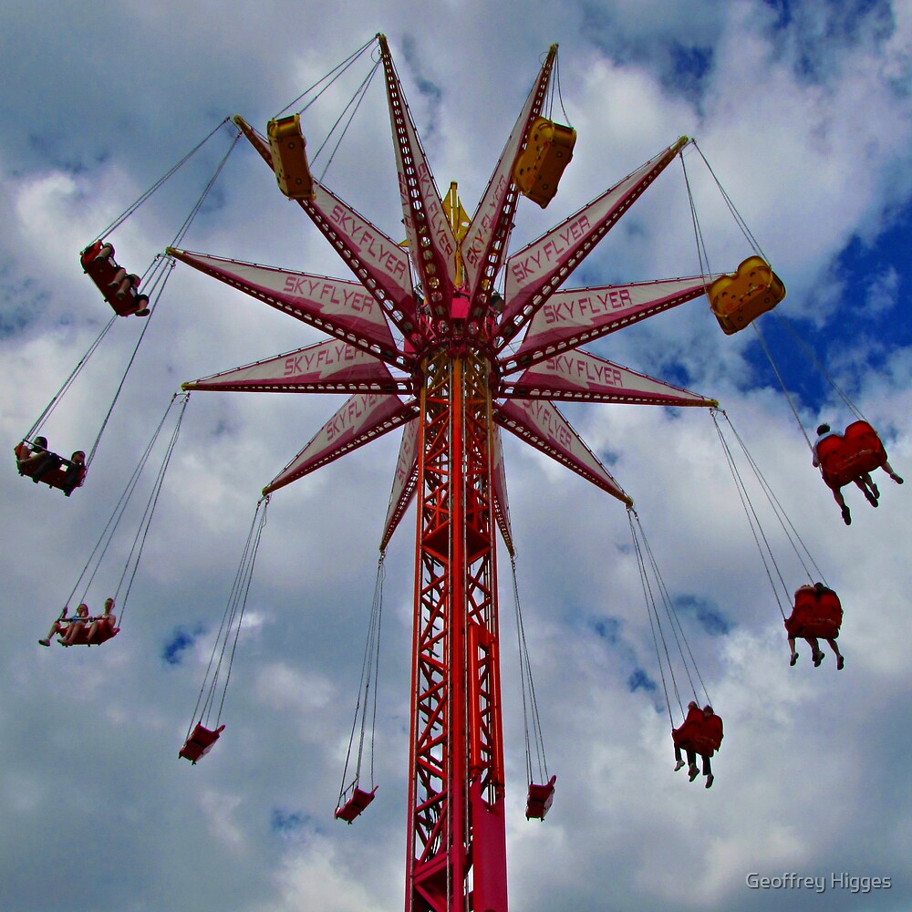 Sky Flyer by Geoffrey Higges