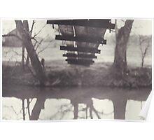 Swinging bridge 2 Poster