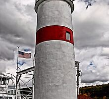 Cooperstown Marina Lighthouse by djphoto