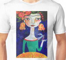 Tan Extraña como tu - No. 1  (I'm just as strange as you) Unisex T-Shirt