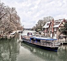 Thames, Oxford 1 by christiams