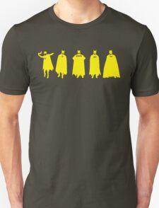 The Evolution of Batman T-Shirt
