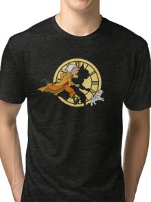 The Adventures Of Doc and Einy Tri-blend T-Shirt