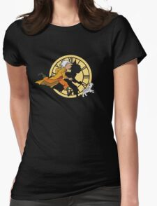 The Adventures Of Doc and Einy Womens Fitted T-Shirt