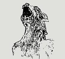 Cool Gargoyle Grunge T-Shirt Unisex T-Shirt