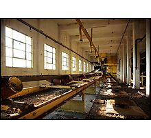 Industrielle Landschaft ii - version ii Photographic Print