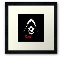 La Muerte Framed Print