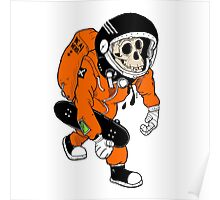 Be A HERO -Skate edition- Poster