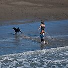 A Fun Day at the  Beach by Renee D. Miranda