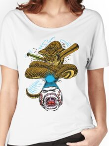 Snake Baseball Women's Relaxed Fit T-Shirt