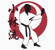Shorin Ryu Kids Tee