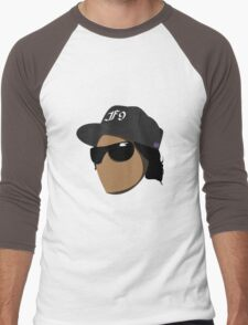 Eazy Ease Men's Baseball ¾ T-Shirt