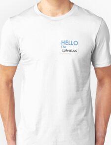 Fight Club - Hello I'm Cornelius Unisex T-Shirt
