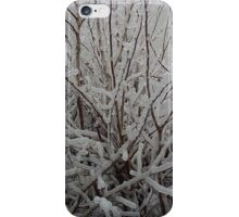 Frozen Tree iPhone Cover iPhone Case/Skin