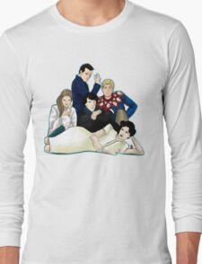 The Sherlock Club Long Sleeve T-Shirt